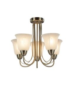 Usha Tisva Enchante CP5005 5 lamps Chandelier