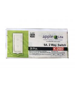 AppleLite K - 2002 6A 2Way Switch