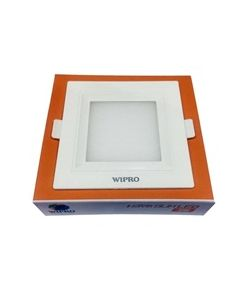 Wipro Garnet Wave Slim 3W Square LED Panel